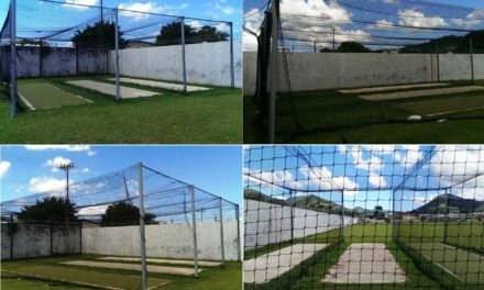 New Cricket Nets Installed!!