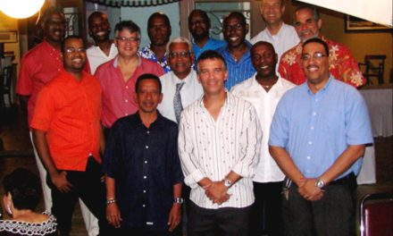 2009 AGM – New President and Management Committee Elected