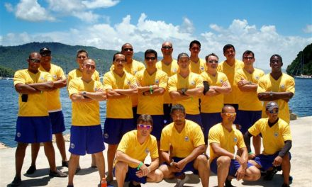 FOBA Dragon Boat Debut