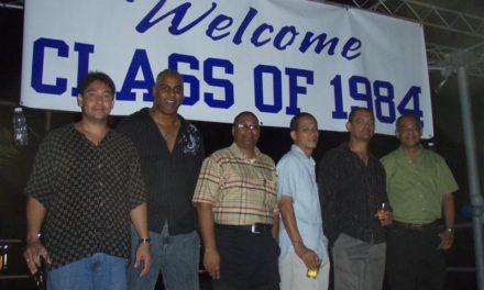 Class of 1984 25 Year Reunion (2009)