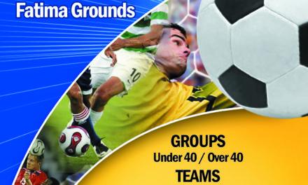 2011 Seven-A-Side Football Tournament