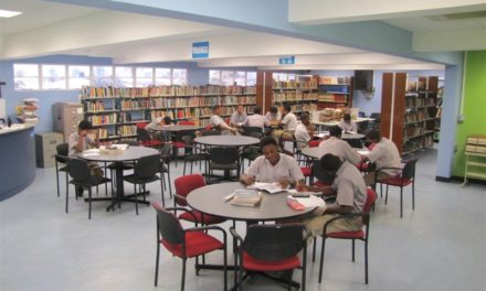 School Library Renovation Completed