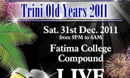 Trini Old Years Party