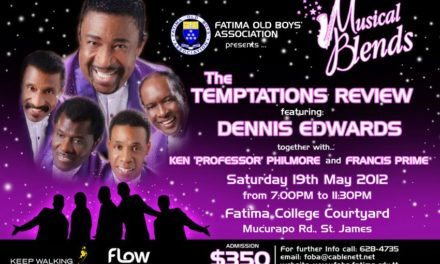 Musical Blends featuring The Temptations Review