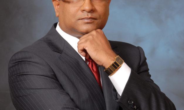 Living the Grey Shirt – Jwala Rambarran