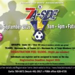 FOBA 7-A-Side Football Tournament 2016
