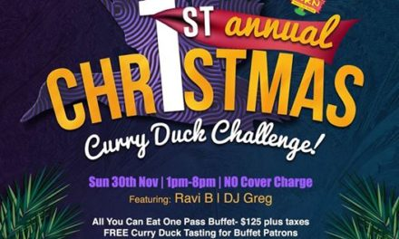 Christmas Curry Duck Challenge!