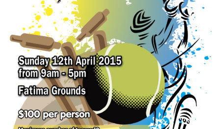 8-A-Side Windball Cricket Tournament