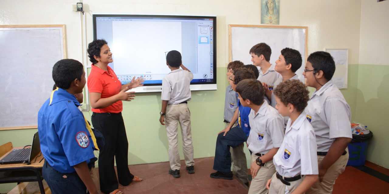 Smartboards in the Classroom