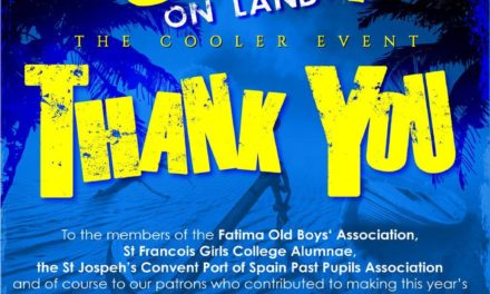 THANK YOU! Splash on Land