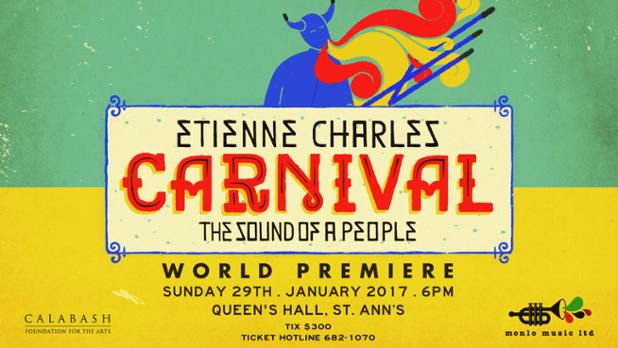 Etienne Charles – The Sound of a People