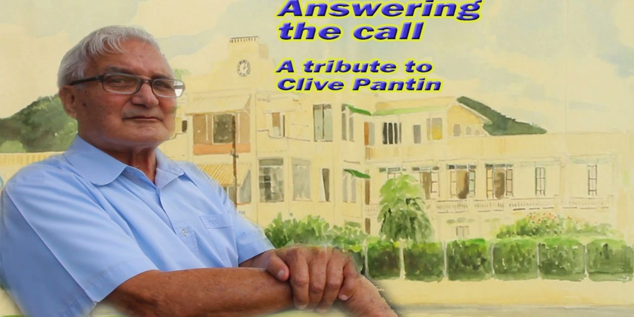 Answering the Call : A Tribute to Clive Pantin
