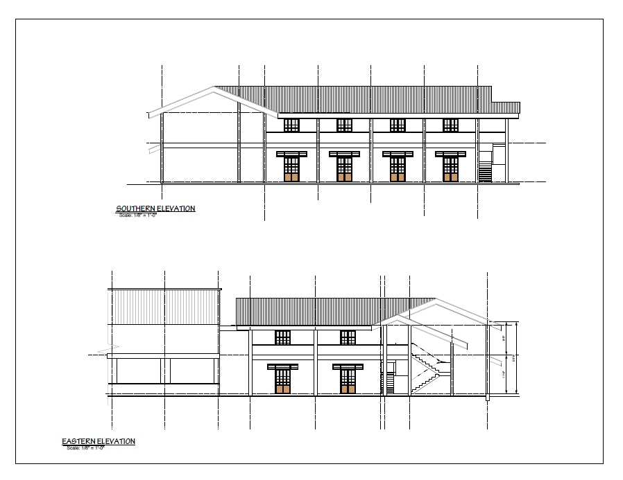 New-Wing-Southern-Eastern-Elevation
