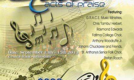 EXALT- Acts of Praise