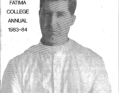 Fatima College School Annual 1983-1984