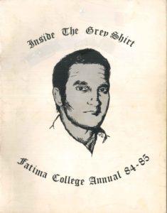 Fatima College School Annual 1984-1985 (14MB)