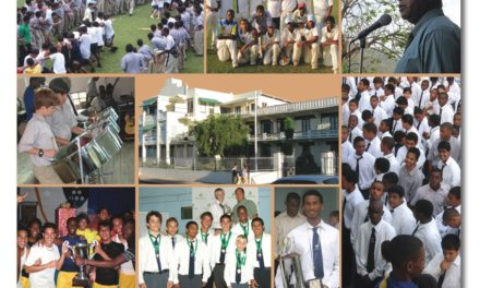 Fatima College School Annual 2007-2009