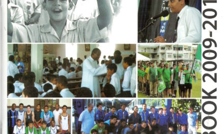 Fatima College School Annual 2009-2011