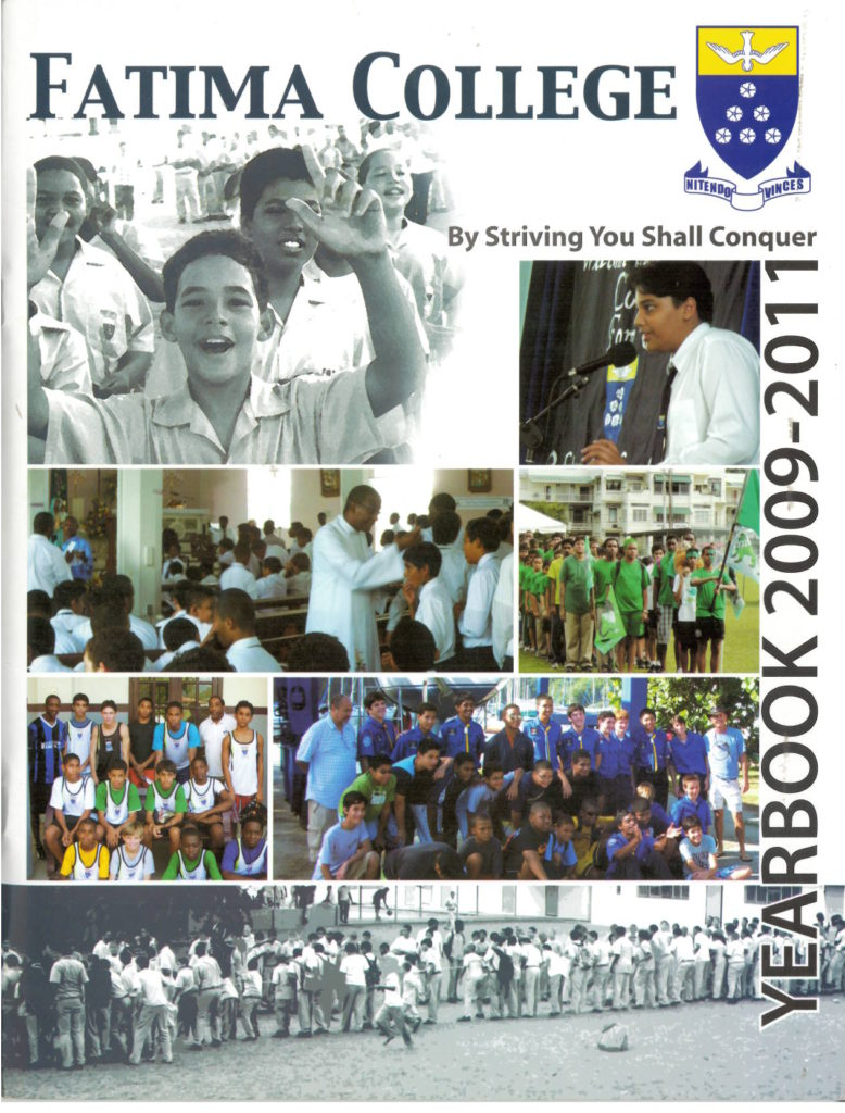 Fatima College School Annual 2009-2011 (46.5 MB)