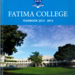 Fatima College School Annual 2012-2013