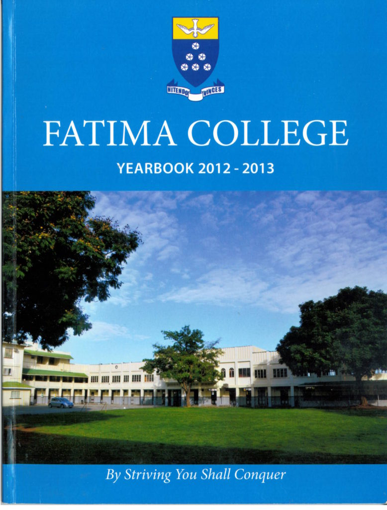 Fatima College School Annual 2012-2013 (47.7 MB)