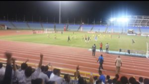 Jubilation as Fatima takes win after a penalty shoot-out in the North Zone Intercol Final.
