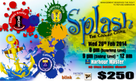 FOBA Presents Splash: The Cooler Cruise
