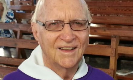 Fr. Girod Celebrating 50 Years