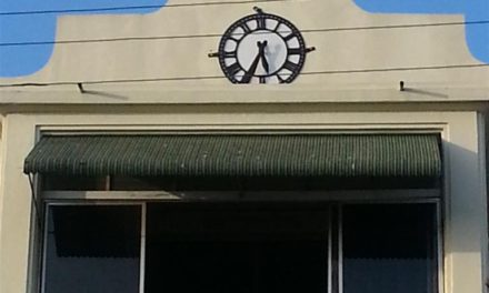 Fatima College Clock Restored!!!