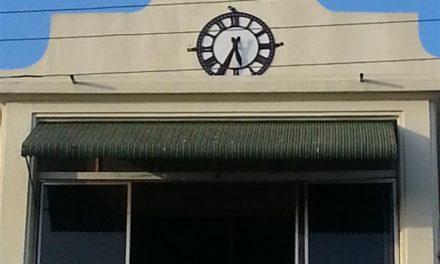 Fatima College Clock Restored!!!