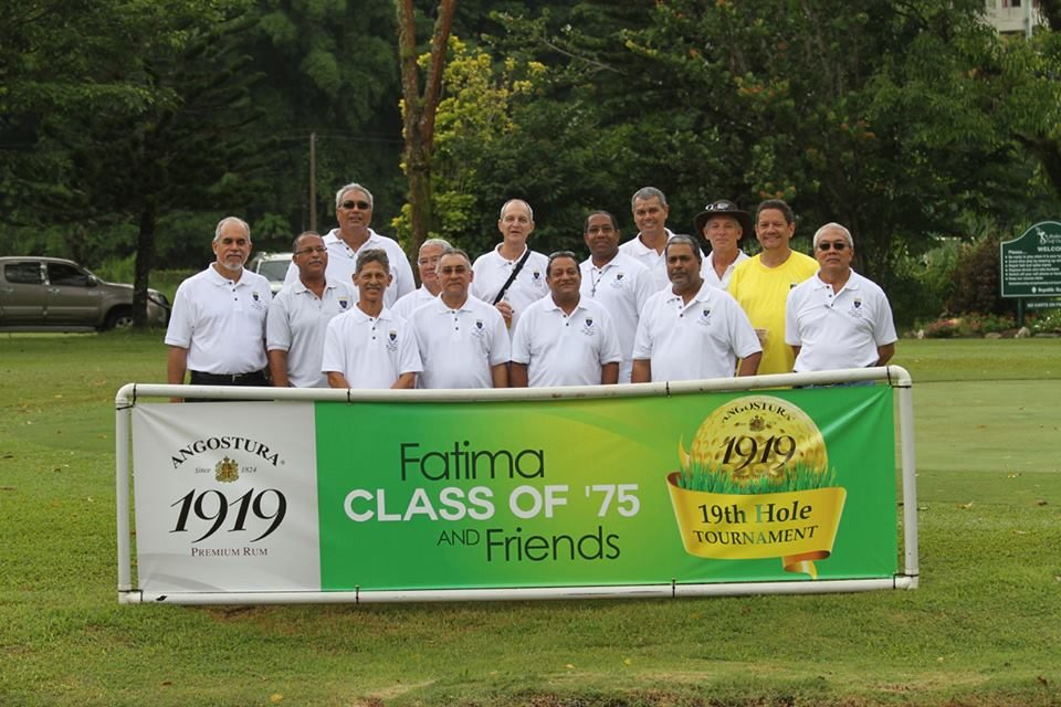 Class of 1975 Hosts Inaugural Clive Pantin Charity Golf Tournament