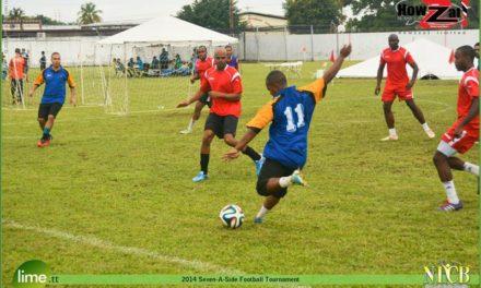 2014 Seven-A-Side Football Tournament Recap