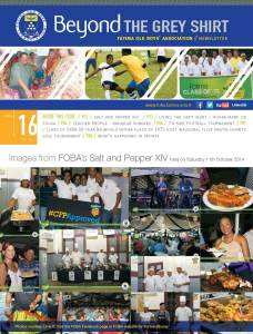Issue #16 - January 2015
