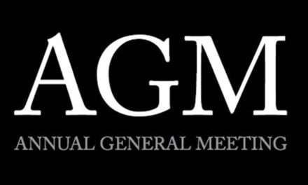 2013 AGM Election Results & President's Report