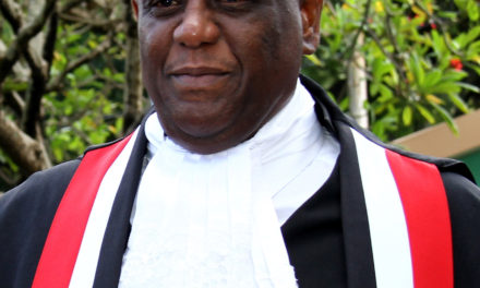 Justice Malcolm Holdip (2017 Hall of Achievement Inductee)