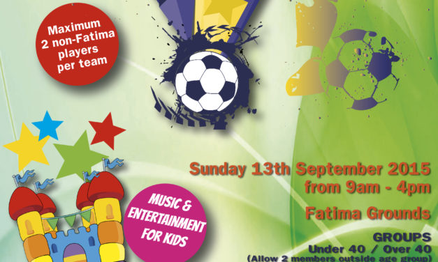 FOBA's 7-A-Side Football Tournament 2015