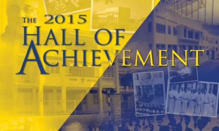 2015 Hall of Achievement