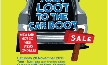 "Holy Name Convent Past Pupils Associations presents  ""Bring Your Loot to the CarBoot Sale"""