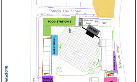 #FatimaFete2016 – Event Map