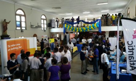 "Form 3 Career Day & Expo – ""The World is One Place"""