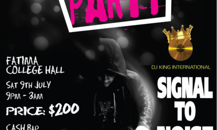 House Party is on this Saturday!