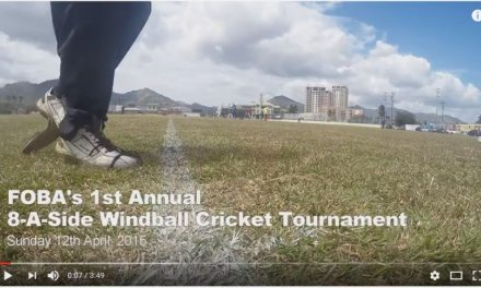 FOBA 8-A-Side Windball Cricket Competition 2015
