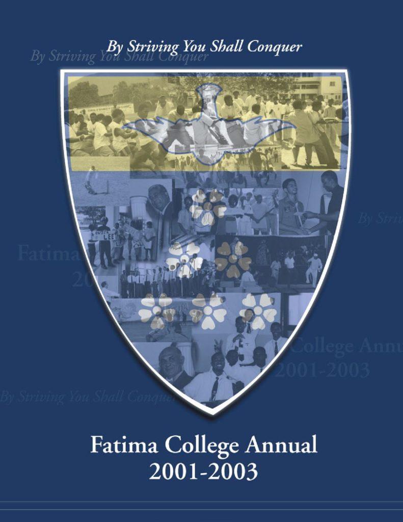 fatima-annual_2001-2003_cover