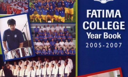 Fatima College School Annual 2005-2007