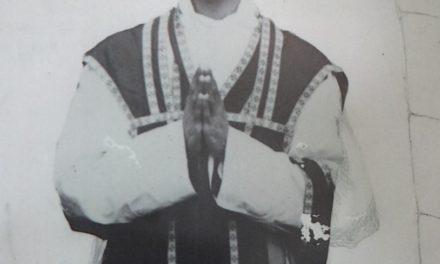 Memorium for Fr. Andrew Cockburn, CSSp