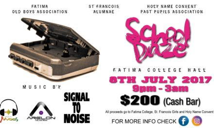 School Daze is Back!