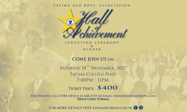 2017 Hall of Achievement