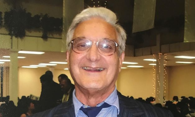 Tribute to Clive Pantin, 1933-2017 (2017 Hall of Achievement Inductee)