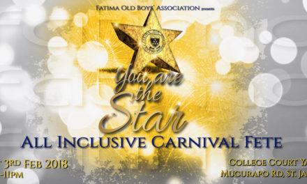 Fatima All-Inclusive Carnival Fete 2018