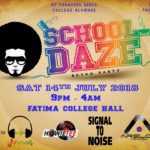 School Daze Retro Party